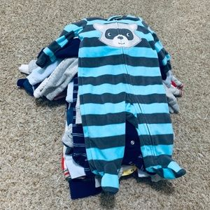 36 pieces carters baby clothes bundle